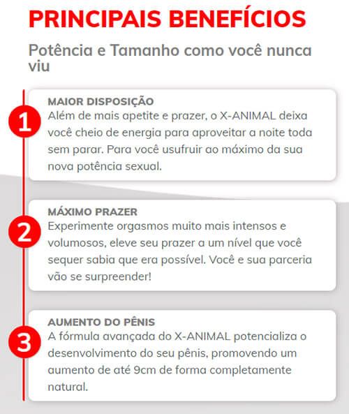 beneficios xanimal